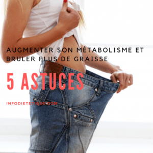 5 astucces pour maigrir