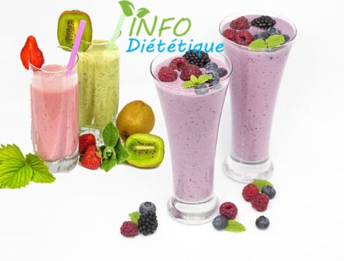 smoothie-milkshake healthy