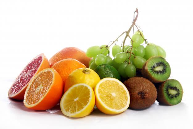 fruits de saison du mois août