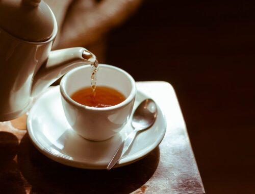 thé et tisane pour perdre du poids