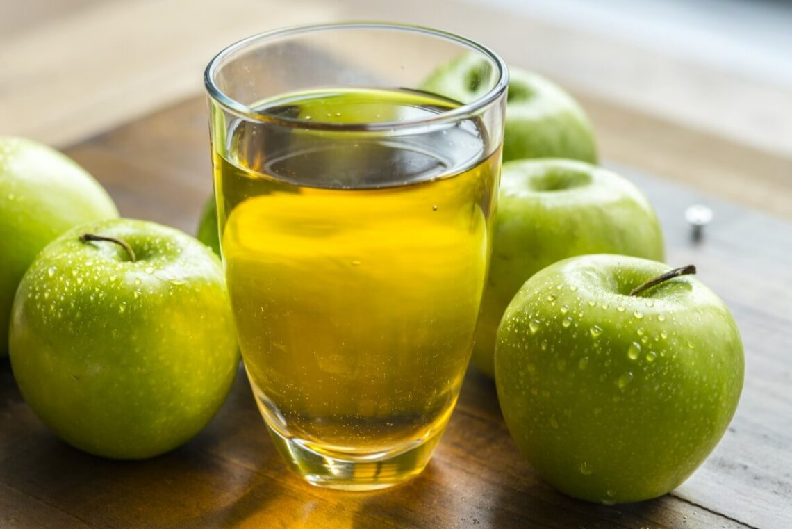 vinaigre de cidre de pomme bio pour maigrir