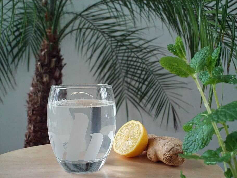 eau detox pour maigrir
