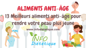 13 Meilleurs aliments anti-âge