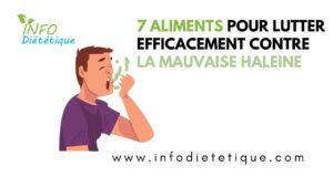 lutter efficacement contre la mauvaise haleine