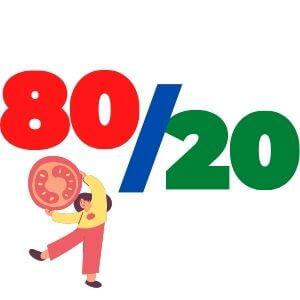 régime 80/20